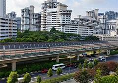 Mass Rapid Transit, Singapore