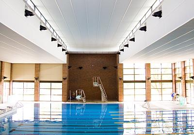 Renhurst - Ripplesound Ceiling for Swimming Pool