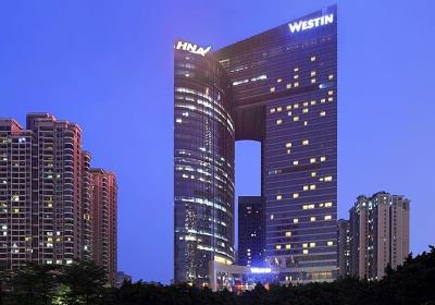 The Westin Guangzhou Hotel, China