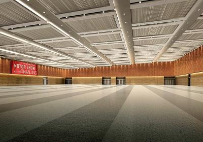 Nanjing Exhibition Hall, China
