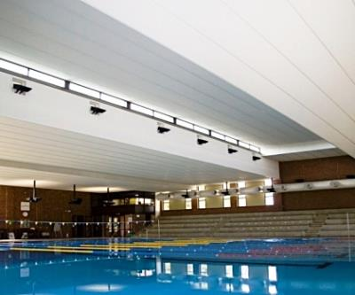 Renhurst-Ripplesound acoustic metal ceiling