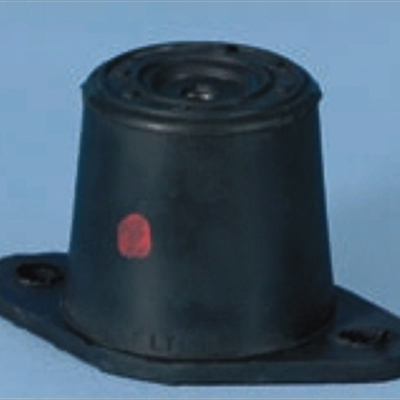 High Deflection Rubber Mounting